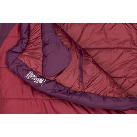 Marmot W's Trestles Elite 20 Sleeping Bag Long Madder Red/Dark Purple